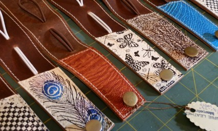 .8-A.  Prairie Leather and Art